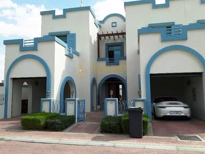 Fully furnished 4 Bedroom + Maid's + Driver's Villa for Rent in Dubailand