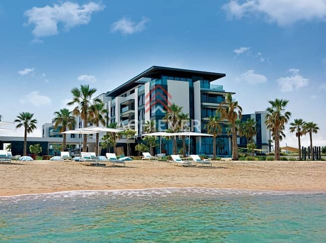 10 Own this Stunning Apt  Beachfront Facing