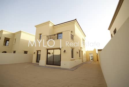 4 Bedroom Villa for Sale in Arabian Ranches 2, Dubai - Type 3 | 4 bed| Large corner plot