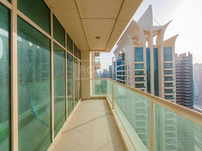 2 Bedroom Flat for Rent in Jumeirah Lake Towers (JLT), Dubai - 2Bed plus Maid | Marina view | Al Seef2 JLT