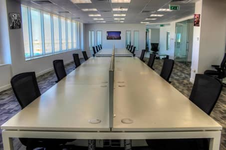 Office for Rent in Business Bay, Dubai - Affordable Flexi Desk in Business Bay!