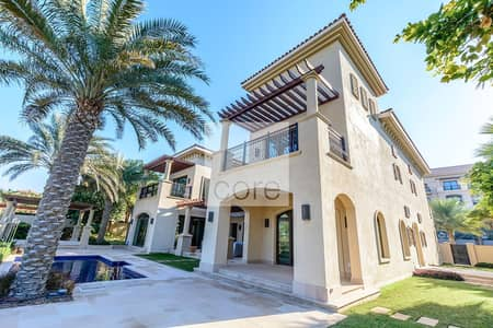 4 Bedroom Villa for Sale in Saadiyat Island, Abu Dhabi - Contemporary Designed I Golf Course View