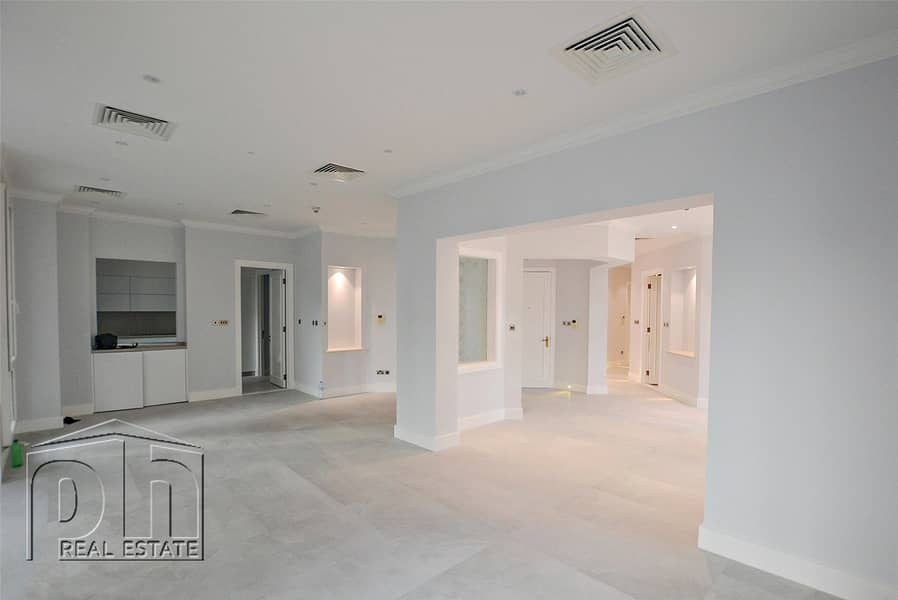 2 Fully Upgraded Penthouse / Available Now