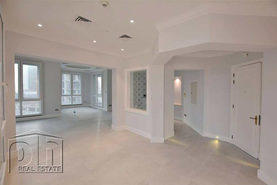 Fully Upgraded Penthouse / Available Now