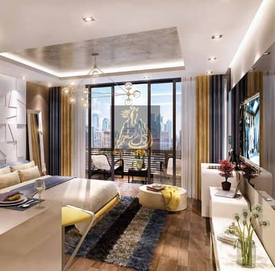 Studio for Sale in Jumeirah Village Triangle (JVT), Dubai - 2% Free DLD Waiver | Magnificent Studio Apartment for sale in JVT | 2 Years Post Handover Payment Plan