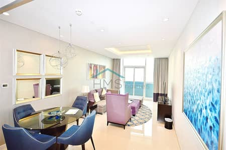 2 Bedroom Apartment for Rent in Downtown Dubai, Dubai - 2 Bedroom In The Distinction | Furnished