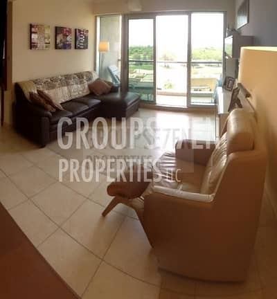 1br in Fairways West with fantastic golf course view