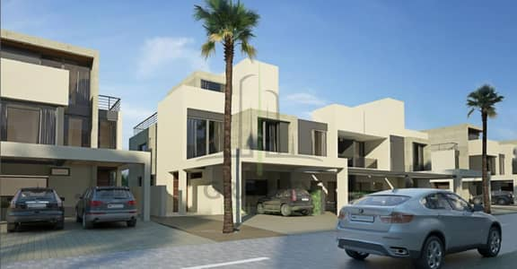 3 Bedroom Townhouse for Sale in Al Salam Street, Abu Dhabi - Top standard family 3br townhouse in Bloom Gardens