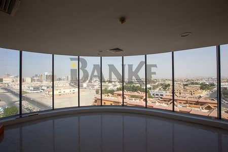 Office for Rent in Al Barsha, Dubai - 2 Month Free: Huge Fitted Office  Shiekh zayed RD Al Barsha 1