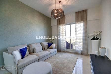 2 Bedroom Apartment for Rent in Al Furjan, Dubai - High floor| Brand New | Unfurnished 2 BR