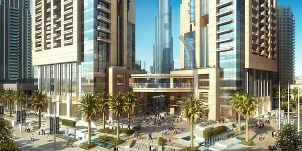 2 Bedroom Apartment for Sale in Downtown Dubai, Dubai - August Offer|5 Year Post Handover|0 Service Charges|0 Reg Charges