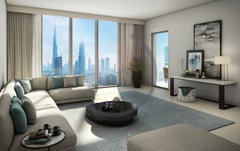 3 Bedroom Flat for Sale in Downtown Dubai, Dubai - OWN A 3 BED APARTMENT IN DOWNTOWN WITH JUST 5% BOOKING