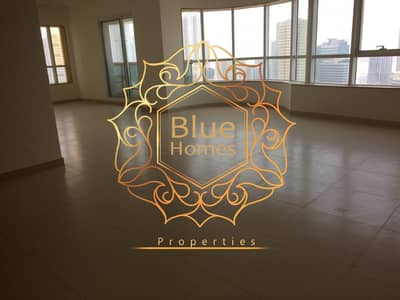 4 Bedroom Flat for Rent in Corniche Al Buhaira, Sharjah - 4 Bedroom Apartment With All Facilities in Buhaira Corniche