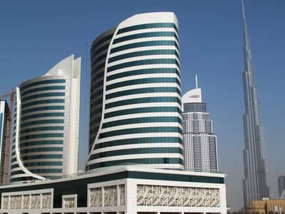 Office for Rent in Business Bay, Dubai - Available now 12 Cheques No Agency Fees!
