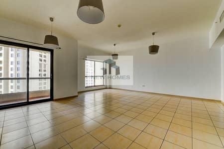 Partial Sea View 3BR Apartment for Rent in Sadaf - JBR