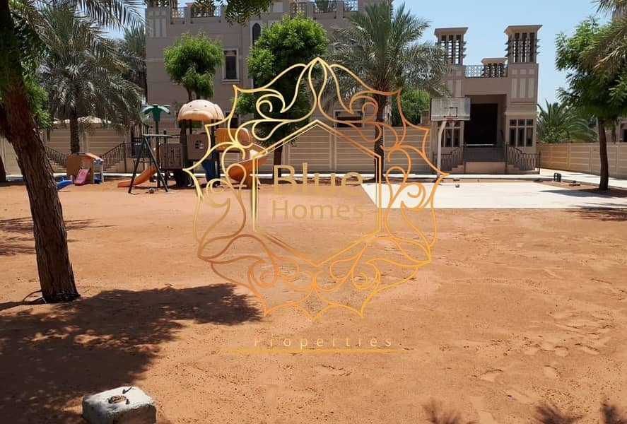 10 4 Bedroom Villa Available in Al Fayha