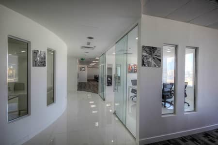 Office for Rent in Business Bay, Dubai - Serviced Office With Awesome City View's