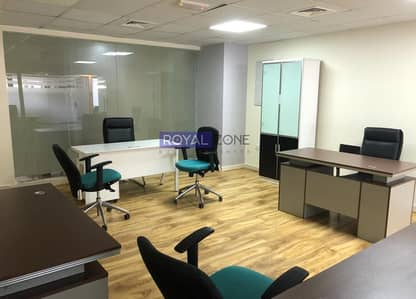 Office for Rent in Al Nahda, Dubai - Office Space Fully Furnished CALL NOW!