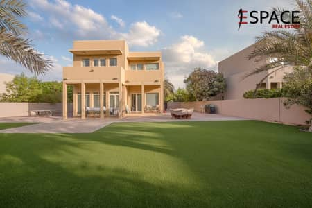 3 Bedroom Villa for Sale in Arabian Ranches, Dubai - 4 Bed - Fully Upgraded - Quiet Location - Large Plot