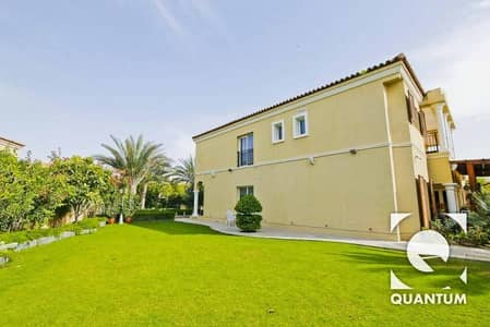 5 Bedroom Villa for Rent in Motor City, Dubai - Close to Entrance | Corner Unit | Vacant