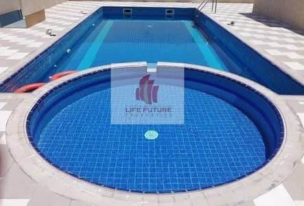 On Sharjah Dubai Border in Front of RTA Bus Stop 1 BHK only 30 k with all facilities