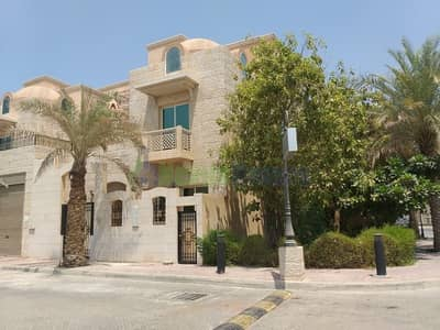 4 Bedroom Villa for Rent in Al Mushrif, Abu Dhabi - Hot offer! Corner  Villa for Rent Just in 180
