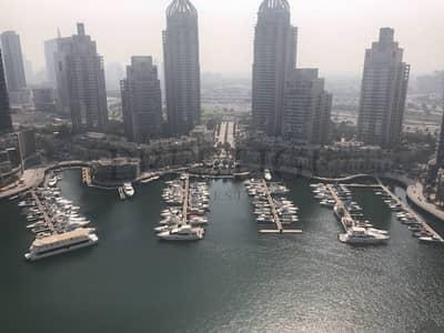 1 Bedroom Flat for Rent in Dubai Marina, Dubai - 1 Bedroom | Full Marina View | High Floor