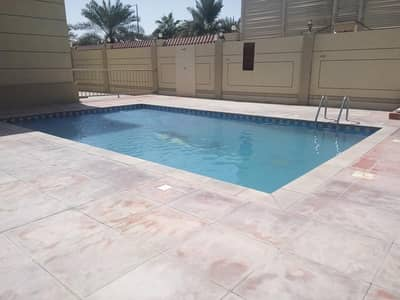 3 Bedroom Villa for Rent in Mohammed Bin Zayed City, Abu Dhabi - Spacious 3 Master B/R villa with shared pool,gated community @@ MBZ city