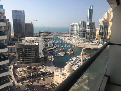 1 Bedroom Flat for Sale in Dubai Marina, Dubai - Best price | Ready to move | pat. Marina view