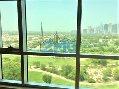1 Bedroom Flat for Rent in The Views, Dubai - Golf course view | 1 Bedroom Unfurnished