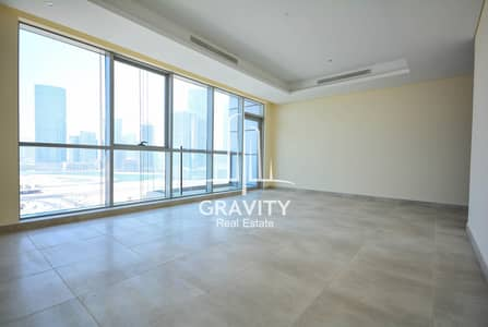 3 Bedroom Apartment for Rent in Al Reem Island, Abu Dhabi - Brand New! Spacious 3BR Apt in Al Noor Tower