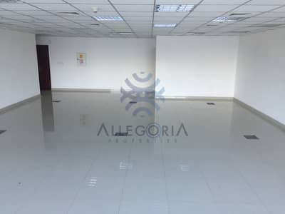 Office for Rent in Jumeirah Lake Towers (JLT), Dubai - Spacious Fitted Office/ City View in JLT