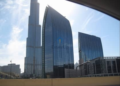 Fully Fitted Office facing Burj Khalifa