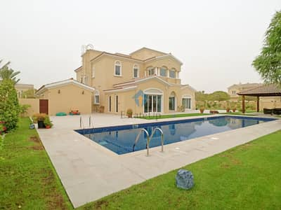 5 Bedroom Villa for Sale in Arabian Ranches, Dubai - Exclusive Fully Furnished Type K For Sale