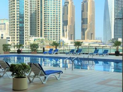 2 Bedroom Apartment for Sale in Dubai Marina, Dubai - Rented | 9% ROI | High Floor | Road View