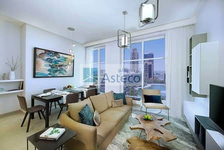 2 Bedroom Apartment for Rent in Dubai Marina, Dubai - 2 B-R in luxury Tower That Offers An Exceptional Lifestyle.