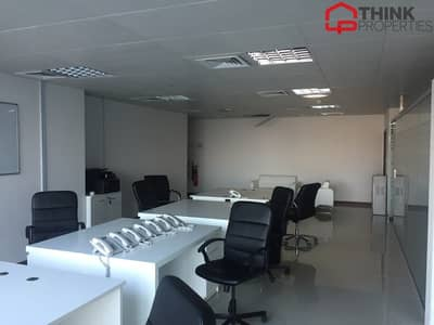 Fitted Office Space Available Near Metro