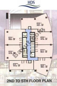 Floors (2-5)
