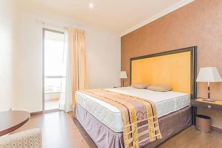 Astonishing 4-bedroom apartment+Maid's with Full Sea Vew