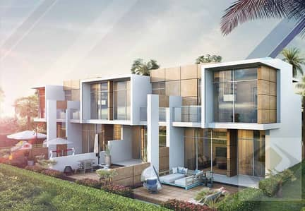 Three bedrooms Luxury Villa's from AED 999