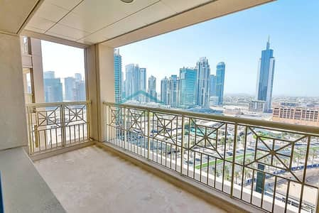2 Bedroom Apartment for Sale in Downtown Dubai, Dubai - 2 bedroom | High Floor | 29 Boulevard