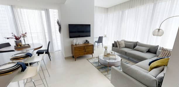 A beautiful apartment in one of the newest and most prestigious buildings in the area.