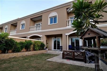 تاون هاوس 2 غرفة نوم للبيع في دائرة قرية الجميرا JVC، دبي - EXCLUSIVE / Upgraded to 3Br / Backing Park