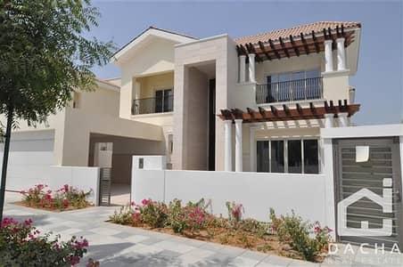 Just handed over 4 bed Mediterranean villa