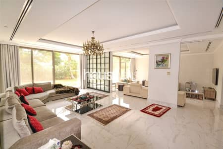 5 Bedroom Villa for Rent in The Meadows, Dubai - Fully Upgraded | Wow Factor | Lake Views