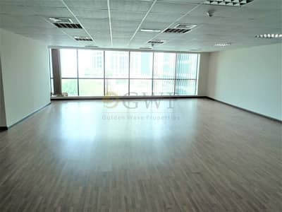 Fitted office w/h community view in JLT.
