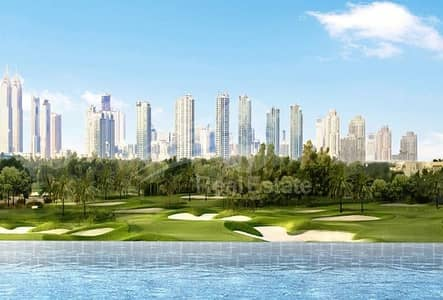 3 Bedroom Flat for Sale in The Hills, Dubai - Amazing Full Golf Course View| 01 Series
