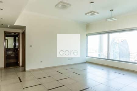 2 Bedroom Apartment for Rent in Downtown Dubai, Dubai - Close to Metro Spacious 2bed High Floor