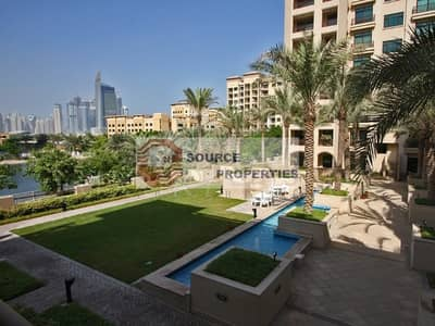 1 Bedroom Apartment for Sale in The Greens, Dubai - 1 Bedroom 816 sq. ft. For sale in Greens Al Dhafah