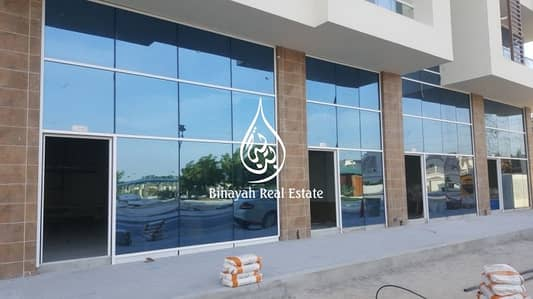 Shop for Rent in Jumeirah Village Triangle (JVT), Dubai - Brand New|Shell and Core Retail |at JVT